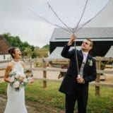 Weddings at The Barn at Alswick