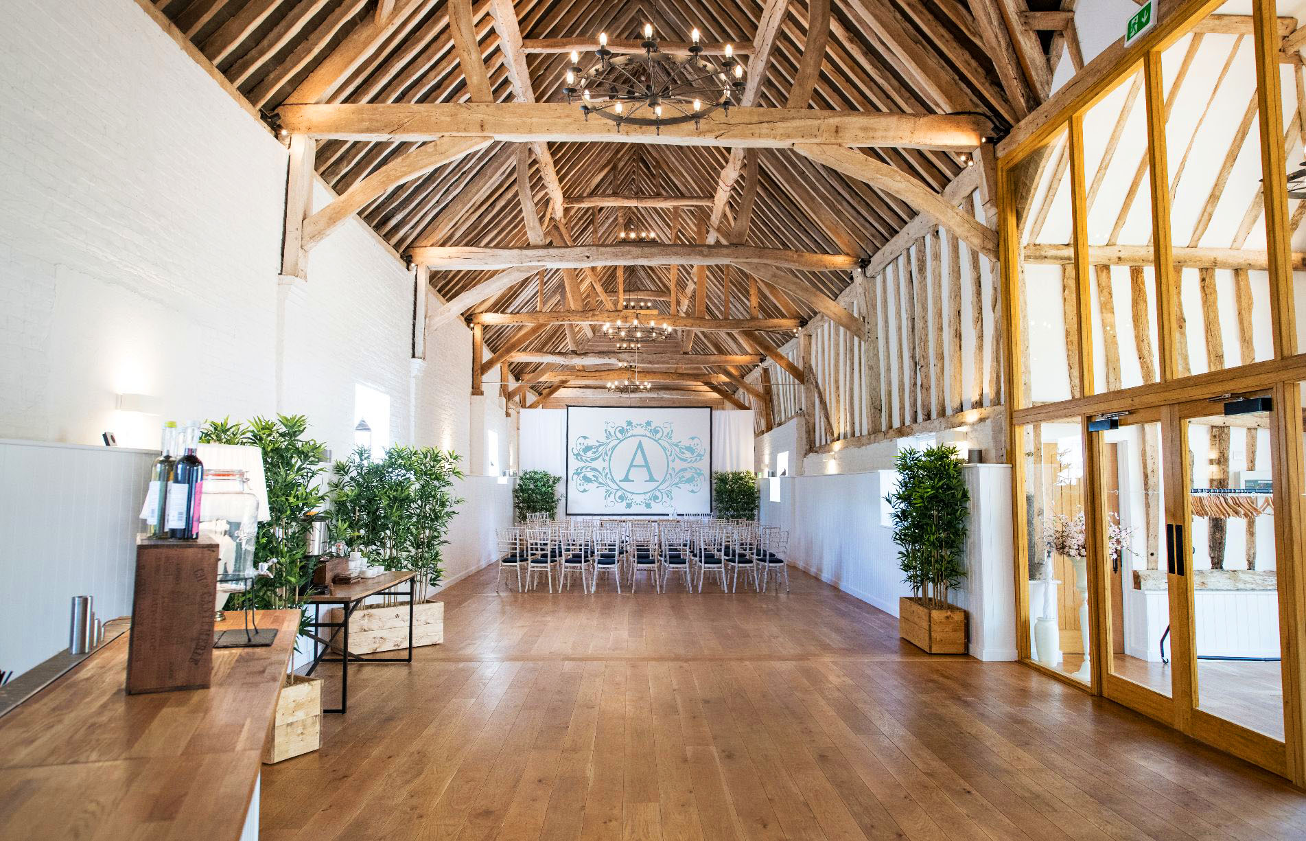Corporate at The Barn at Alswick