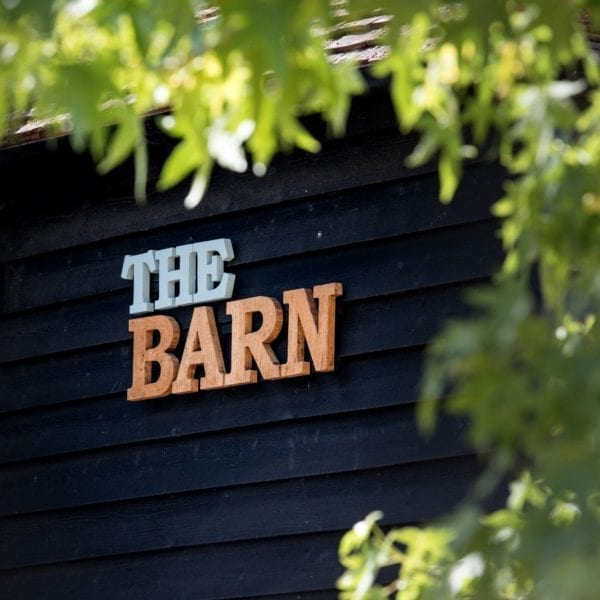 Special days at The Barn