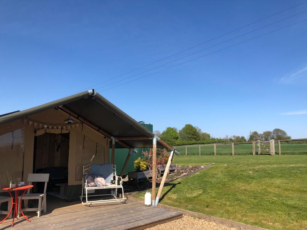 Glamping - Alswick
