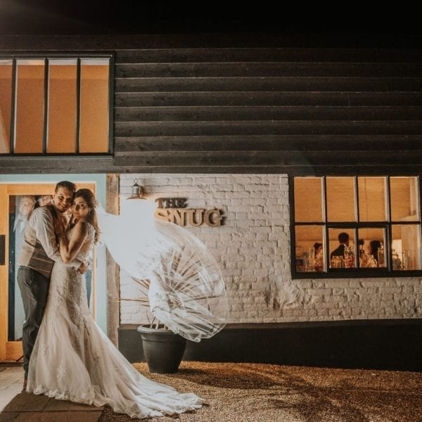 Weddings at Alswick Barn